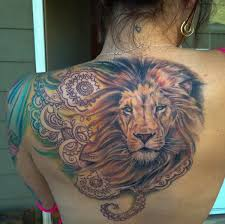 lioness tattoos for women gallery of lion tattoo designs