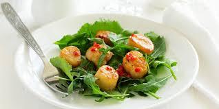 salade verte cuite recette cuisine recettes de jacques pour noël