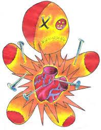 voodoo heart tattoo misctattoodesigngallery