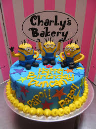 minion birthday cake minion birthday cake charly s bakery flickr