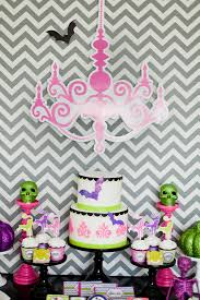 birthday cakes for halloween our new glam o ween halloween party printable collection anders