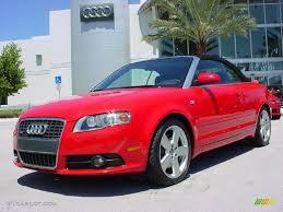 convertible audi red 2007 brilliant red audi a4 2 0t cabriolet 28059404 gtcarlot com