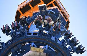 six flags acrophobia now has reality