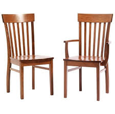 Wooden Dining Room Chairs Dining Room Endearing Wood Dining Room Chairs Pid4548 Amish Wood
