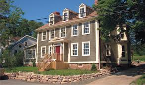 What Is A Colonial House Colonial To Victorian To Colonial Again Vintage Home