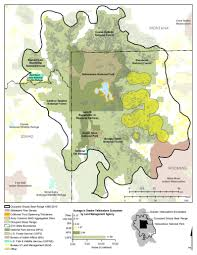 Jackson Hole Wyoming Map On The Move Jackson Hole Wildlife Prepare For Winter