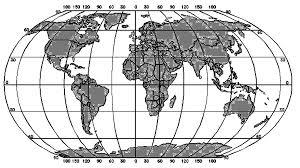 World Latitude Map by Longitude Latitude Map World Maps