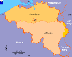 map of begium clickable map of belgium regions and communities