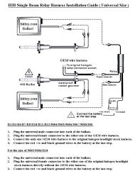 ac xenon hid ballast 35w 23000v 18months warranty 100 waterproof