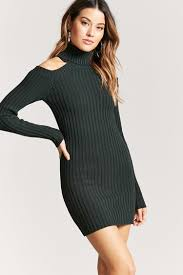 open shoulder sweater open shoulder sweater dress forever21