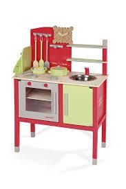 cuisine mademoiselle janod janod j06533 mademoiselle wooden maxi cooker pink janod amazon