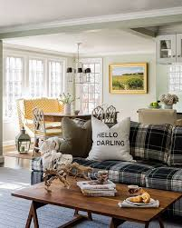 Black Sofa Interior Design by Best 25 Plaid Couch Ideas On Pinterest Painting Fabric