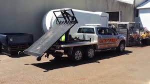 towing with ford ranger six wheeler ford ranger motorcycle tow truck with hook lift