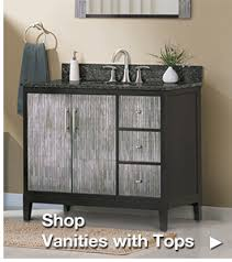 Shop Vanities Bathroom Vanity Buying Guide At Menards
