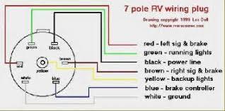 6 pole trailer connector wiring diagram u2013 wirdig u2013 readingrat net
