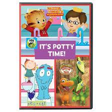 amazon com pbs kids it u0027s potty time 2017 dvd n a movies u0026 tv