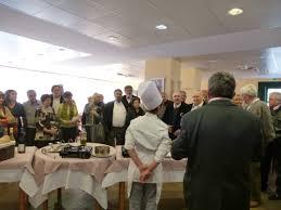 cours cuisine nimes les amis des consuls ont eu un cours de cuisine le des