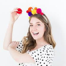 fruit headband this easy to make diy fruit headband is great for last minute