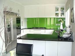 green kitchen backsplash green backsplash contemporary kitchen by green glass tile for