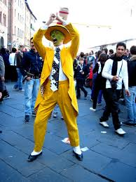 the mask costume mens costumes idea the mask yellow suit green
