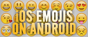 how to get ios emojis on android how to get ios emojis on android devices 2018