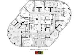 trump floor plan 89th tower chicago plans house notable charvoo