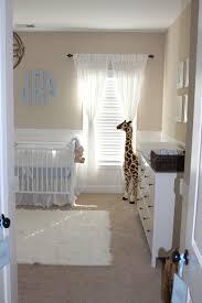 beige and white neutral nursery for baby boy neutral nurseries