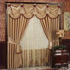 Country Plaid Valances Living Room Country Living Plaid Curtains Striped Country