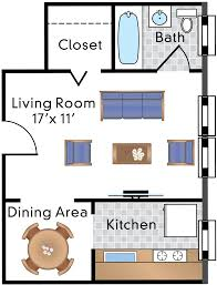 floor plans of parkway apartments in washington dc