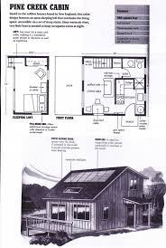 pine creek cabin floorplan from u0027compact cabins simple living in