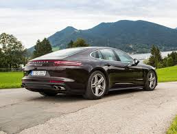 future porsche panamera porsche panamera saloon 2016 features equipment and
