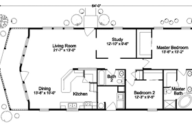 houses plan modern house plans plan with two bedrooms tiny houses inside on