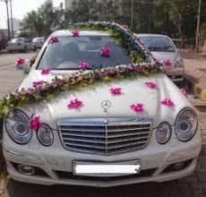 Wedding Car Decorations Wedding Car Decoration In Gurgaon Delhi Noida Floral Car