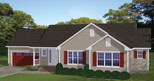 Free Blueprints New Line Home Design Single Family Homes - Single family home designs