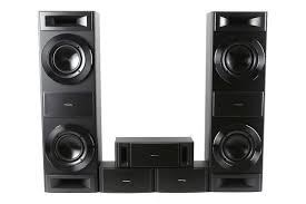 pioneer home theater systems pioneer todoroki 5 0 home theatre system with 105w 5 1 channel