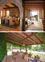 Tuscan Style Houses by How To Bring Old World Tuscan Details Into Your Home Designrulz