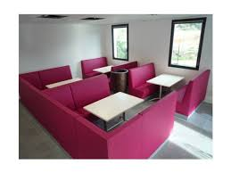banquette bureau banquette jo bar mobilier de bureau thema design marseille aix