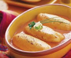 cuisiner quenelles quenelles de semoule le bonheur est dans l assiette