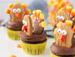 nutter butter oreo turkey cupcakes your cup of cake