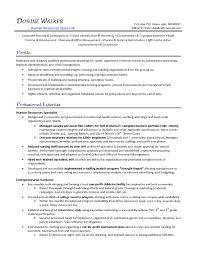 hr resume exles 2 hr resume sle for 2 years experience copy hr resume format sle