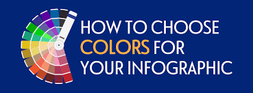 how to choose colors how to choose infographic colors with color theory