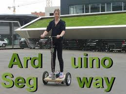 Instructables Arduino Segway 4 Steps With Pictures