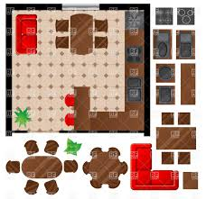 Interior Design Floor Plan Symbols by Architectural Elevation Symbols Also Autocad Furniture Symbols