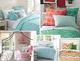 bed trendy teen bedding
