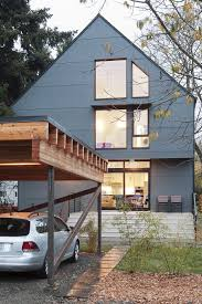 Energy Efficient House Designs Smart Passive House Promotes Greener Lifestyle In Seattle