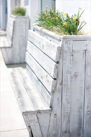 Diy Wooden Garden Bench by 25 Adorable Diy Wooden Planter Ideas Wood Gardens Garden