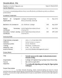 best resume format for freshers computer engineers pdf resume for freshers best resume for freshers resume format