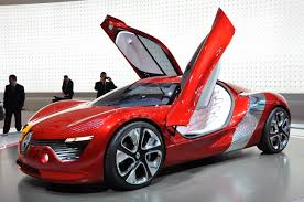 renault dezir concept mail motor 2010 top 5 concept cars renault desir