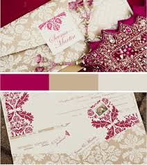 indian wedding card ideas invitations indian wedding invitations scroll wedding