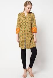Batik Danar Hadi model baju batik kerja wanita danar hadi yang trendi dan 20 model